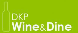 Logo DKV Wine & Dine